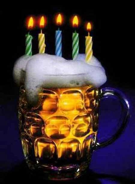 День рождения - смешные картинки