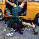 Смешные падения людей — фото