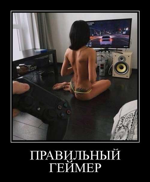 Демотиваторы про геймеров