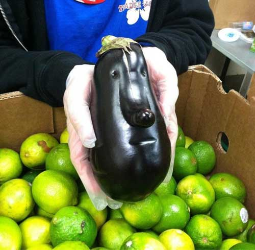 Фото прикольных овощей