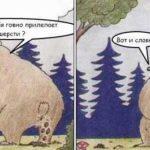 Анекдоты про медведей