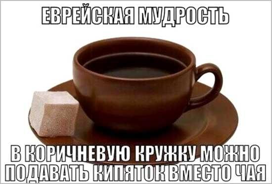 Фото приколы про чай