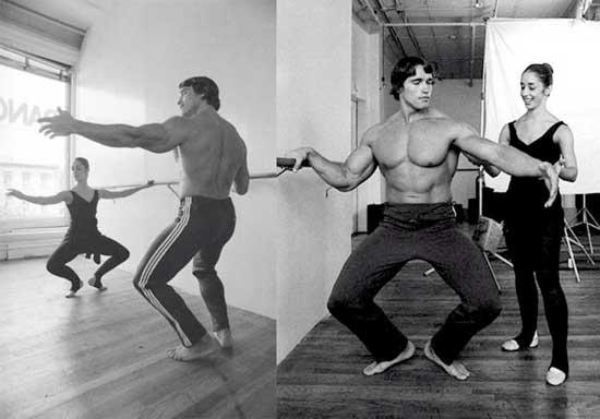 Прикольные фотки про танцы