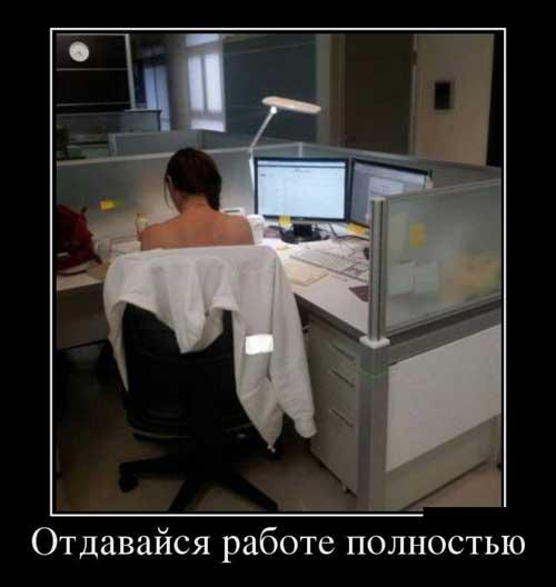 Приколы про работу в картинках