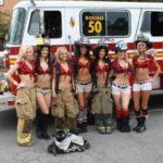 Прикольные фотки пожарных