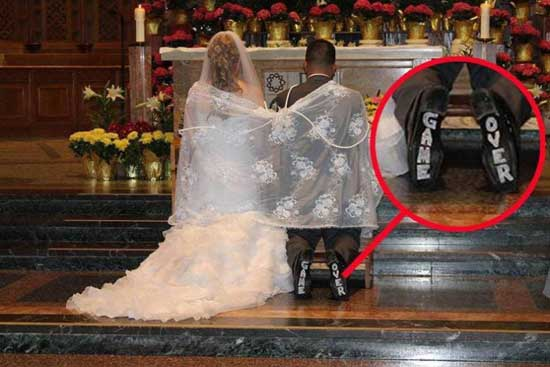Смешные картинки про свадьбу